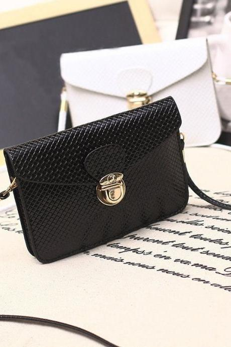 Ladies Vintage MINI Fashion Crossbody Bag For Women PU Leather Handbags