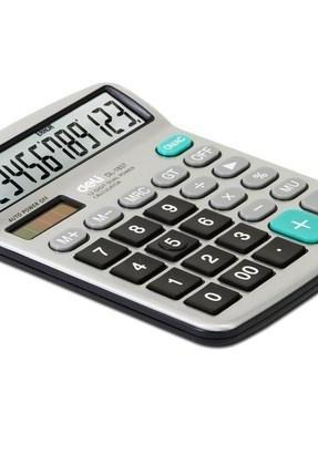 Effective 1837 slim desk calculator pocket calculator creative office supplies factory direct wholesale