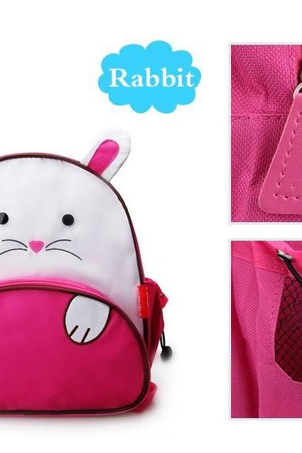 Hot children zoo backpack cute kids cartoon animal school bag kindergarten satchels mochila pack bolsas