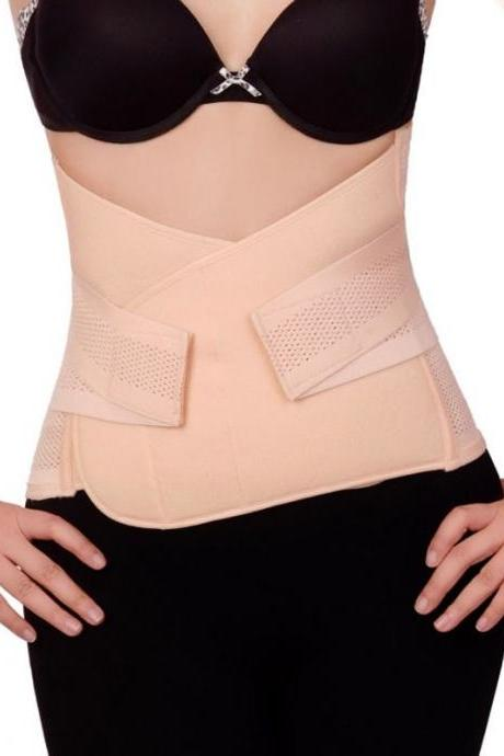 Pregnant Woman Postpartum Recovery Belt Pregnancy C-Section Girdle Tummy Band Slim Slimming Waist Belly Band Shapewear